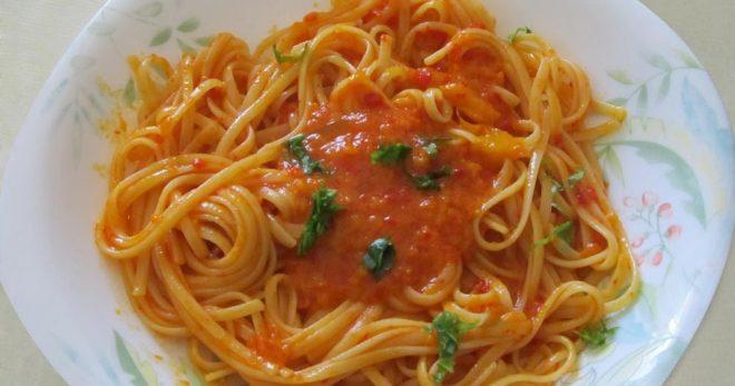 pasta-crema-peperoni